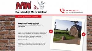 logo Bouwbedrijf Mark Wieland