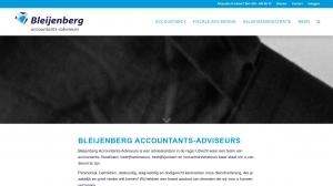 logo Bleijenberg Accountants -Adviseurs BV