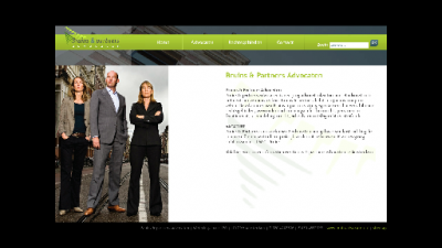 logo Bruins & Partners Advocaten