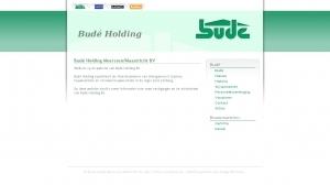 logo Budé Holding Meerssen /Maastricht BV