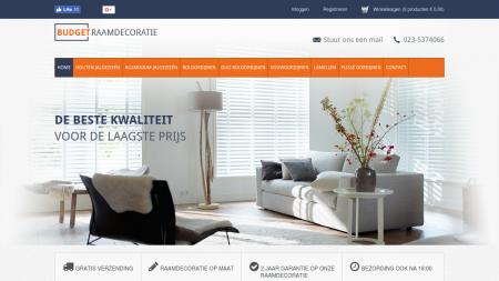 Budgetraamdecoratie.nl