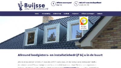 logo Buijsse Loodgieters  & Installatiebedrijf