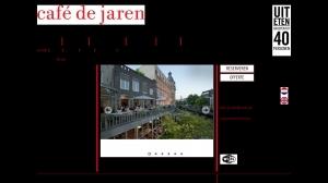 logo Jaren Café Restaurant De