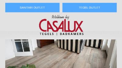 logo Casalux Keukens Sanitair  en Tegels en Vloerverwarming