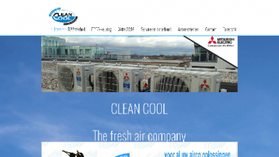 logo Airconditioning Clean Cool