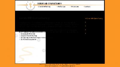 logo Corus HR  Consultancy