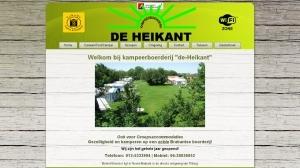logo Kampeerboerderij De-Heikant