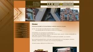 logo Groot & Hoogendam C P de Aannemersbedrijf Timmerfabriek