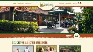 logo Bungalowpark Lindenberg De