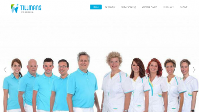 logo Dental Beauty Center Tandartspraktijk PGC Tillmans