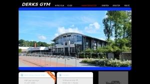 logo Derk's Gym Sportschool