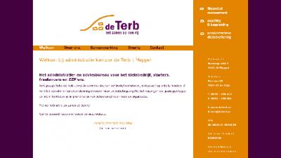 logo Administratiekantoor  De Terb