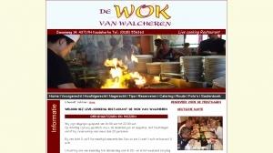 logo Restaurant De Wok Van Walcheren
