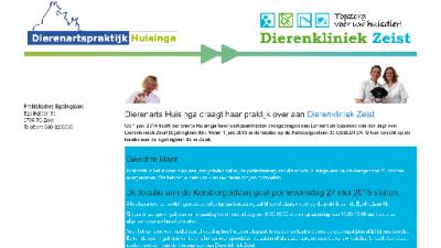 logo Huisinga-Blase O