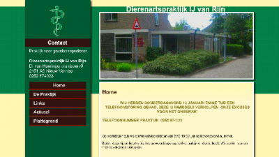 logo Rijn Dierenarts  IJ van