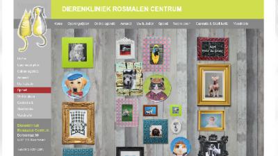 logo Dierenkliniek Rosmalen Centrum