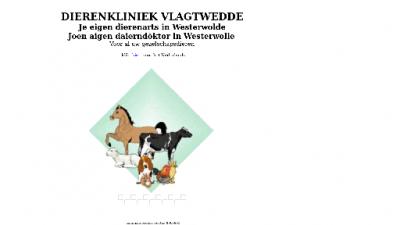 logo Dierenkliniek Vlagtwedde