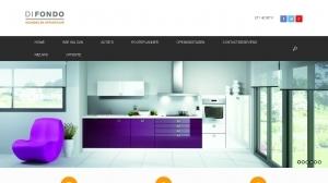 logo DiFondo keukens  en apparatuur