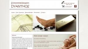 logo Dyanthos Schoonheids-Pedicuresalon