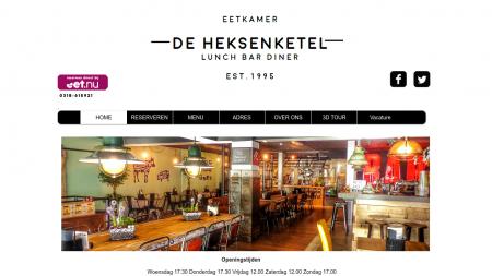 Heksenketel Restaurant Eetkamer De: klantervaringen & recensies