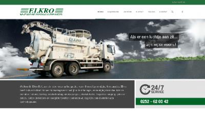 logo Rioolbedrijf Elkro BV
