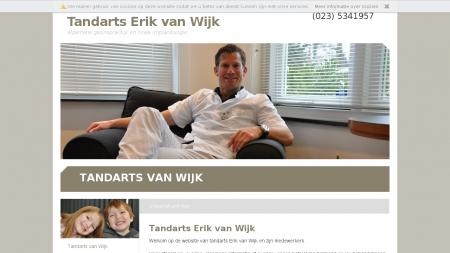 Tandarts  E M van Wijk