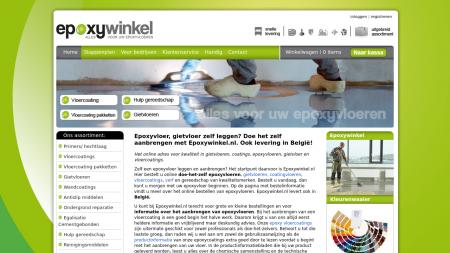 Epoxywinkel