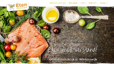logo Diëtistenpraktijk  Eten Met Verstand