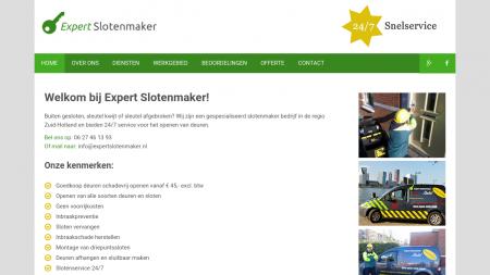 Expert Slotenmaker