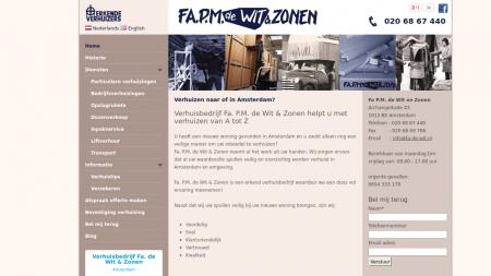 Fa. P.M. de Wit & Zn