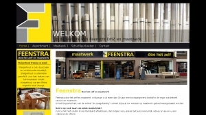logo Feenstra doe het zelf en maatwerk