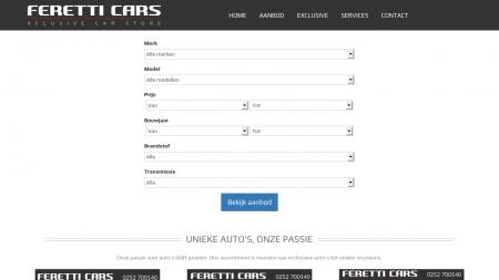 Feretti Cars