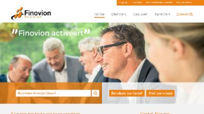 logo Finovion Apeldoorn