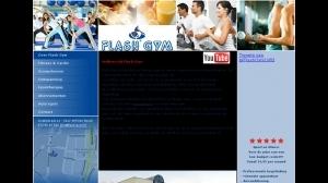 logo Flash Gym