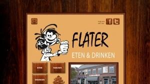 logo Restaurant Café De Flater
