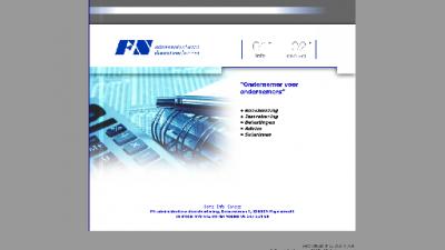 logo Administratiekantoor  F.J. Nederveen