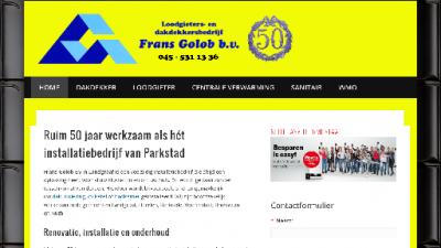 logo Frans Golob BV