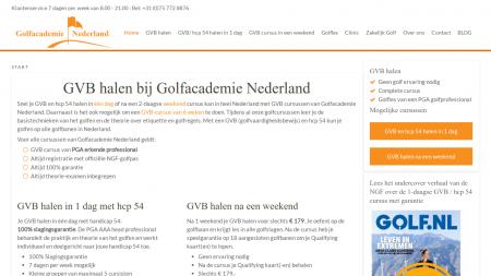 Golfacademie Nederland