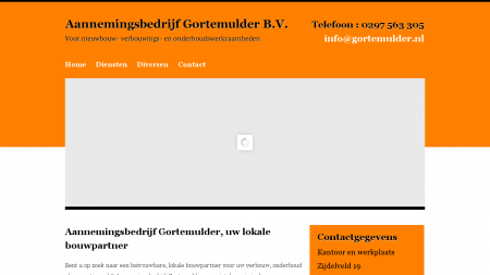 Aannemingsbedrijf Gortemulder BV