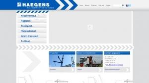logo Haegens Kraanverhuur & Transport BV