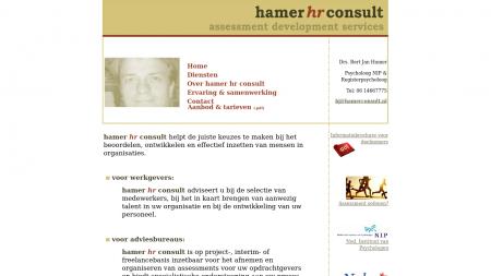 Hamer hr  Consult