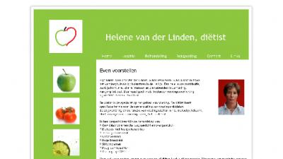 logo Helene van der Linden De diëtistenpraktijk