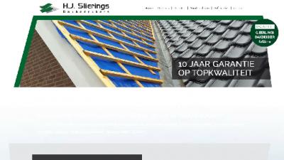 logo Dakdekkersbedrijf Slierings H J