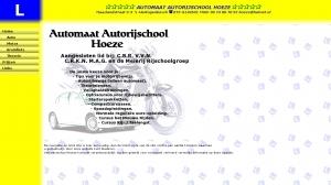 logo Automaat-Autorijschool Hoeze
