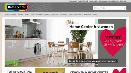 Home center woonboulevard klantervaringen recensies for Woonboulevard wolvega