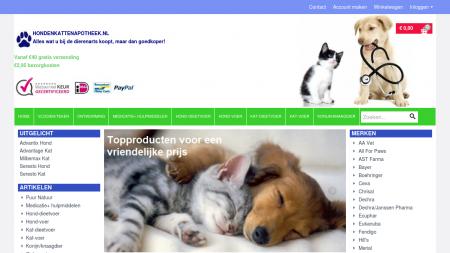 Hondenkattenapotheek.nl