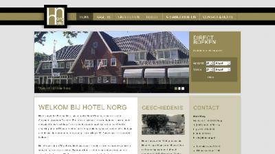 logo Norg Hotel