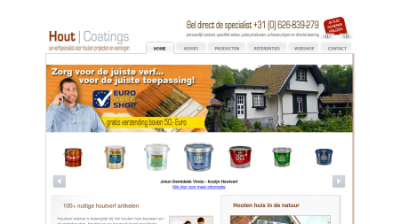 HoutCoatings.nl