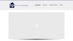 logo HP Bouw- en Aannemersbedrijf