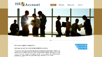logo HR  Account